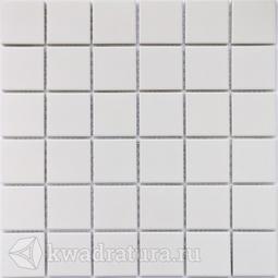 Мозаика керамогранитная Bonaparte Arene white 30,6х30,6