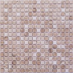 Мозаика каменная Bonaparte Florence (Pol) 30,5х30х5