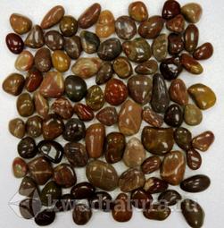 Мозаика каменная Bonaparte Red jack 30,5x30,5
