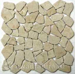 Мозаика каменная Bonaparte Rim III 30,5х30,5