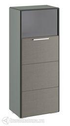 Шкаф Наоми  комбинированный с 1 дверью