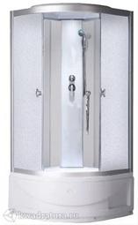 Душевая кабина Oda 8401 80х80х215 матовое стекло