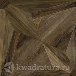 Керамогранит Керамин Окленд 4 коричневый 50x50 см