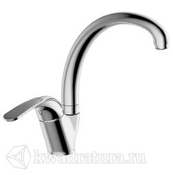 Смеситель для кухни Bravat F7135188CP1RUS Fit