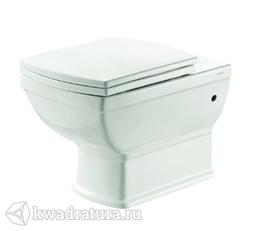 Унитаз подвесной Creo Ceramique Orleans сиденье микролифт
