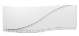 Панель фронтальная Borneo 170L белая
