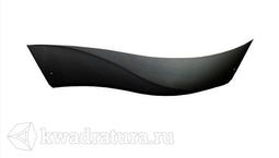 Панель фронтальная Borneo 170L черная