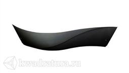 Панель фронтальная Borneo 170R черная