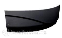 Панель фронтальная Graciosa 150L черная