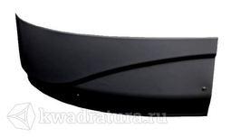 Панель фронтальная Palma 170R черная