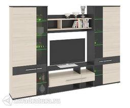 Сити Набор мебели для общей комнаты
