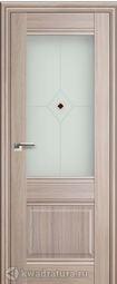Межкомнатная дверь Профильдорс 2х Орех пекан
