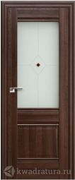 Межкомнатная дверь Профильдорс 2х Орех Сиена
