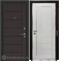 Дверь входная Профильдорс ST18 7х Эш вайт мелинга