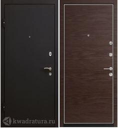 Дверь входная Профильдорс М4 1Z Венге кроскут