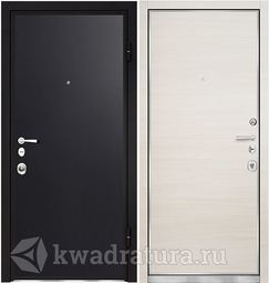 Дверь входная Профильдорс М4 1Z Эш вайт кроскут