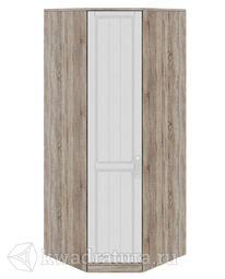 Шкаф угловой Прованс с глухой дверью L/R 896