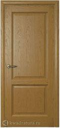 Межкомнатная дверь Самшит 2 ДГ Дуб Капри