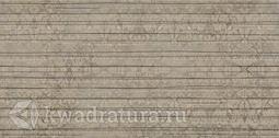 Настенная плитка Березакерамика Шафран декор коричневый 30х60 см