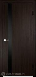 Межкомнатная дверь VellDoris Sмart 1Z Венге