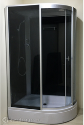 Душевая кабина Loranto CS-007-3L 120х85х220 L