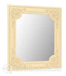 Зеркало Соня-К бежевый/бежевый