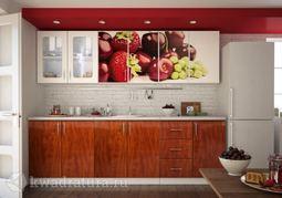Кухонный набор Селена №28 Вишня 2400 мм