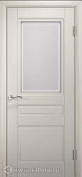 Межкомнатная дверь Двери и К 47 Тиволи ДО эмаль бежевая