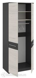 Шкаф Сити для одежды с глухими дверями