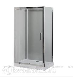 Душевой уголок Aquanet Delta NPE1131 120x80 прозрачное стекло
