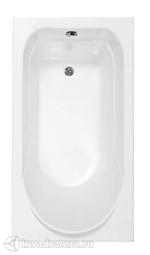 Ванна акриловая Aquanet West 120х70