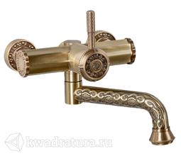 Смеситель для раковины Bronze De Luxe 10114 Windsor