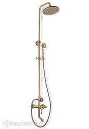 Душевая система Bronze De Luxe 10120R Windsor