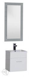 Набор мебель для ванной Aquanet Нота 40 лайт белый