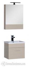 Набор мебель для ванной Aquanet Нота 50 светлый дуб