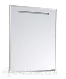 Зеркало Акватон Оптима 65 белое с подсветкой