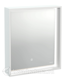 Зеркало Cersanit Louna 60 белое