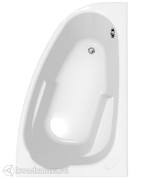 Ванна акриловая Cersanit Joanna 160x95 L/R