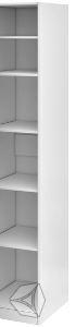 Спальня Амели Каркас шкафа для белья и одежды
