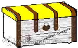 Детская Ларго сундук для игрушек