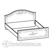 Спальня Сильвия Кровать 2000х1600