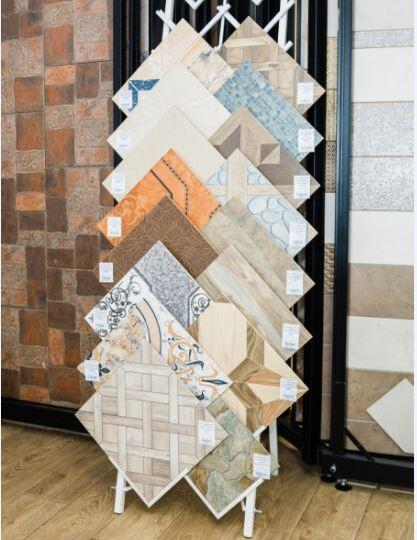Выставка керамической плитки