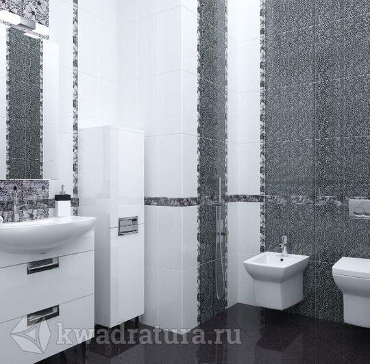 Плитка Cersanit Black&White